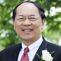 Reverend Ting Wu Lee head shot